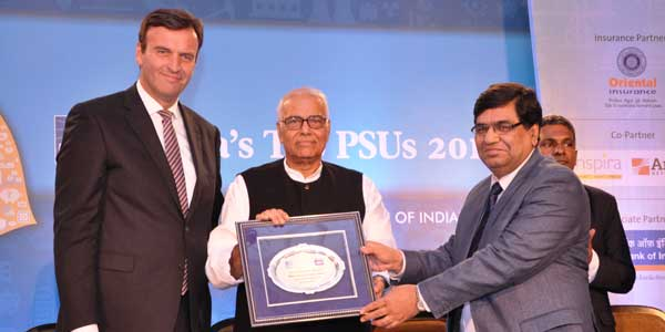 BHEL was felicitated by Dun & Bradstreet on completion of 50 years of engineering excellence at India's Top PSUs 2014, an event held in New Delhi. The commemorative plaque for the same was received by Atul Sobti, Director (Power), BHEL from Yashwant Sinha, former Union Finance Minister.