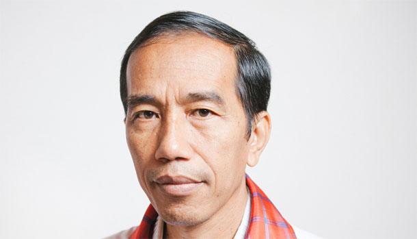New president of Indonesia Joko Widod