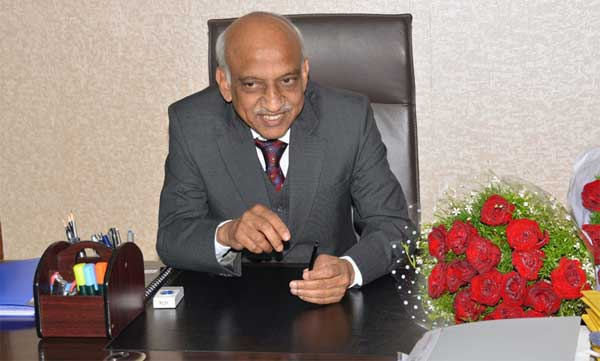 A. S. Kiran Kumar takes over as the Secretary, Department of Space, Chairman, Space Commission and Chairman, ISRO on January 14, 2015.