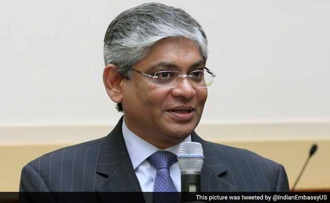 India's new ambassador Arun K. Singh