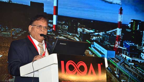 """Dr V. K. Garg, Former CMD, Power Finance Corporation Ltd. (PFC) and former Chairman, Joint Electricity Regulatory Commission (JERC) addressed to Jury Members during """"16th Regulators and Policymakers Retreat – IPPAI Power Awards 2015"""" at Goa organized by IPPAI."""