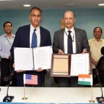 The Secretary, Ministry of Power, P.K. Pujari and the United States Ambassador to India, Richard R. Verma signed an MoU between the Ministry of Power and USA Government to enhance cooperation on energy security, clean energy and climate change, in New Delhi on June 02, 2016.
