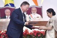 Modi thanks Brazil for support to India's NSG bid