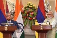 India, Mauritius sign maritime security agreement