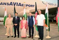 India, Afghanistan establish direct air freight corridor