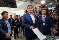 Jeenbekov wins Kyrgyzstan's presidential election