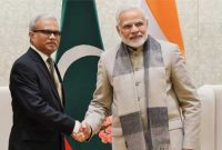 Maldives assures New Delhi of 'India First' policy