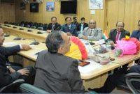 CMD, NHPC meets Chief Secretary, Govt. of Uttar Pradesh