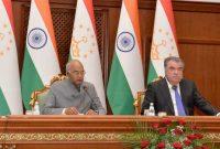 India lauds Tajikistan's fight against radicalisation