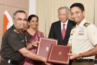 India, Singapore resolve to deepen cooperation; renew military training pact