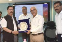 """POWERGRID Conferred first prize  for observance of """"Swachhta Pakhwada 2019"""""""