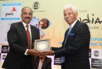 CMD, BHEL felicitated for outstanding contribution to the nation