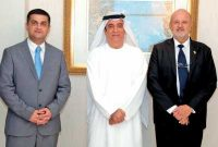 IFIICC eyes strengthening business ties with India, UAE, Israel