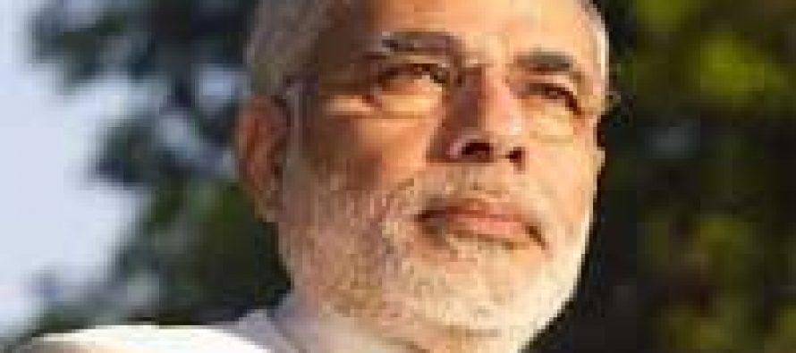 Narendra Modi: From provincial to prime ministerial