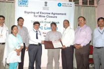 NTPC signed Tripartite Escrow Agreement for its coal blocks Chatti-Bariatu in Jharkhand & Talaipalli in Chhattisgarh