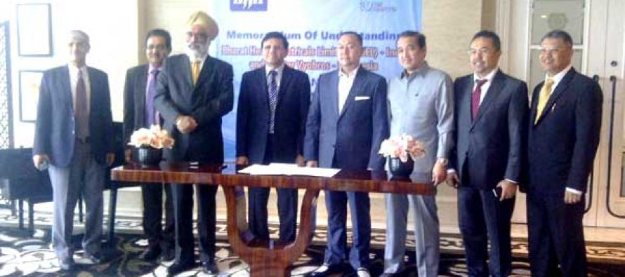 BHEL signs MoUs with Indonesian Companies