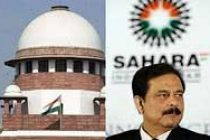 Deposit Rs.10,000 crore for Subrata's release: SC to Sahara
