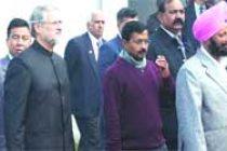 Kejriwal meets Delhi Lt. Governor