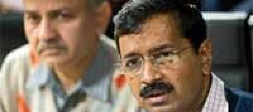 Kejriwal meets AAP MLAs to discuss government formation