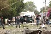 Indian consulate in Afghanistan attacked, four gunmen killed