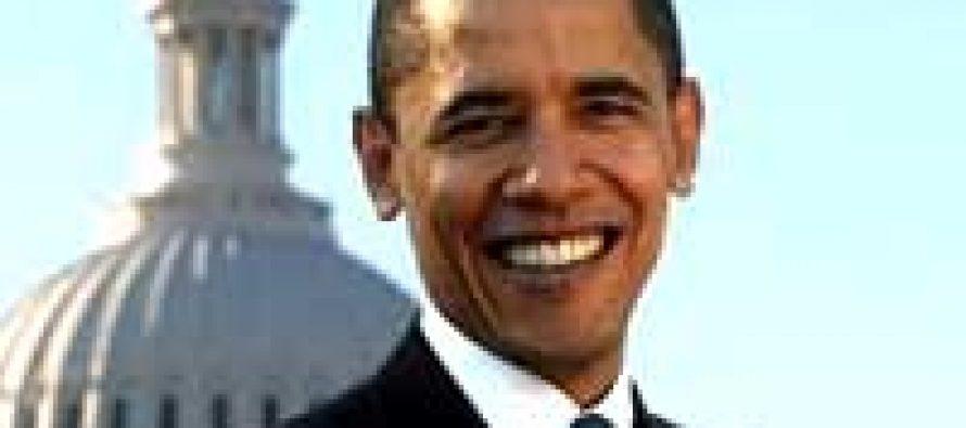 Obama leaves for India visit