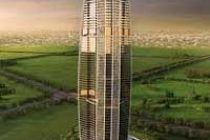 North India's tallest residential tower in Noida