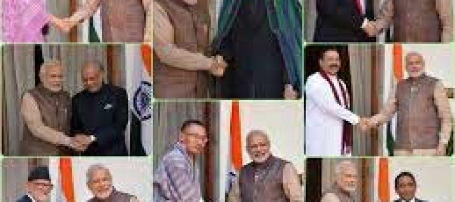 India's leadership crucial for SAARC, says Sri Lanka