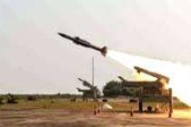 Indo-Israeli missile test-fired off Odisha coast