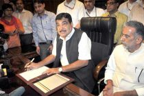 Gadkari takes charge of Ministry of Road Transport and Highways