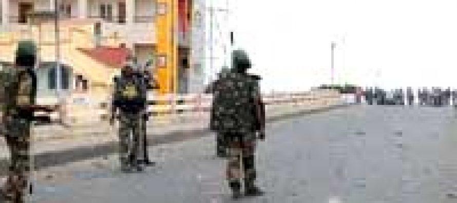 Three-day shutdown in Jammu over AIIMS