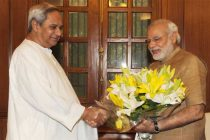 The Chief Minister of Odisha, Shri Naveen Patnaik calling on the Prime Minister, Shri Narendra Modi, in New Delhi on June 02, 2014.