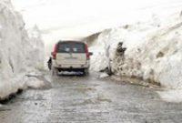 Manali-Leh highway shut owing to possible snowfall