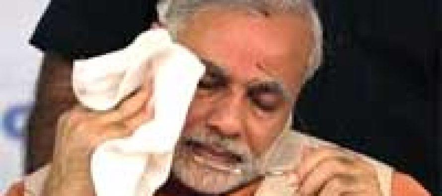 Extremely saddened by Munde's death: Modi