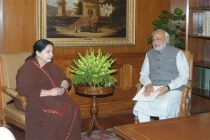TN CM Jayalalitha Meets PM Modi – Support If Necessary