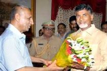 Andhra governor invites Chandrababu Naidu to form government