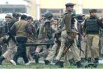 Guerrillas attack police post in Kashmir