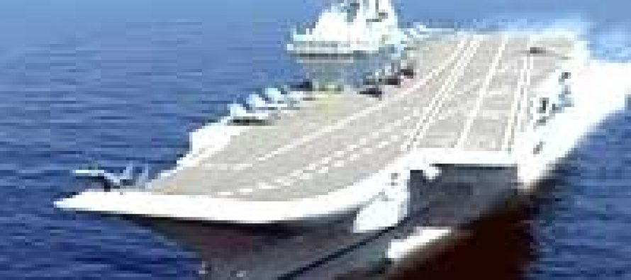 INS Vikramaditya to be have marine hydraulic systems