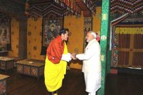 Modi receives rousing welcome in Bhutan, stresses on B2B ties
