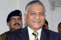 Gen. V.K. Singh announces 24X7 grievance helpline for Ghaziabad