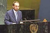 Jordan's UN envoy to be new human rights chief