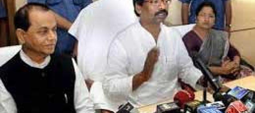 Jharkhand CM expands cabinet