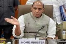 Rajnath holds high-level meeting on security, border management