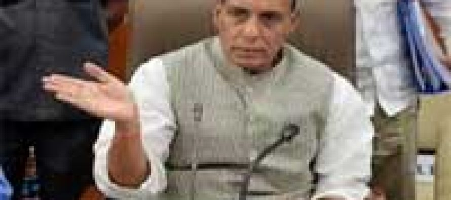 India will not fire the first bullet, Rajnath tells Pakistan Rangers