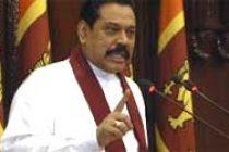 Sri Lanka war was not against Tamils: Rajapaksa