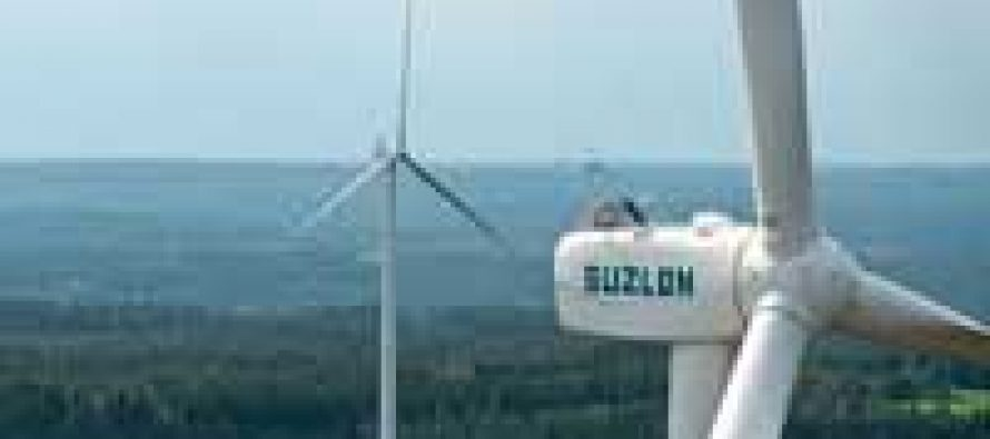 Suzlon gets CLP India nod for wind turbines