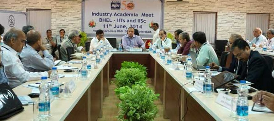 BHEL further scaling up R&D efforts