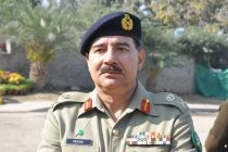 Pak Military Official In Talks with Top US Military Official