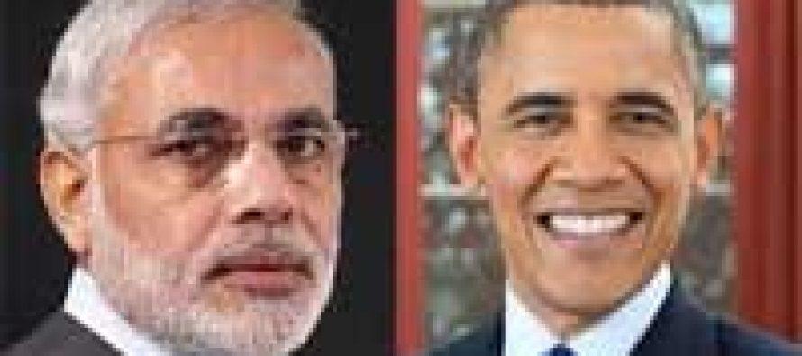 Obama to work with Modi, will fulfil promise of strategic partnership