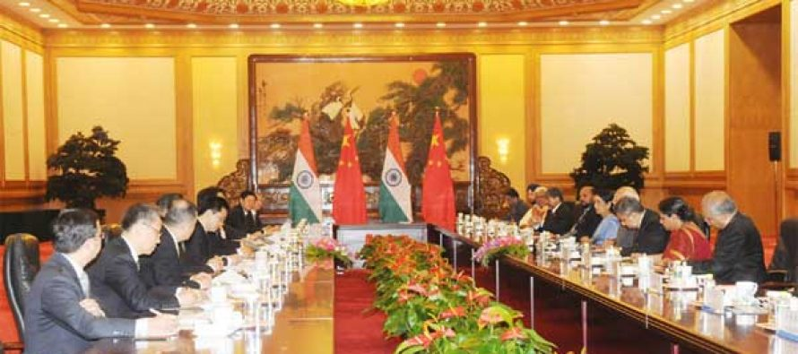 India, China ink agreement on industrial parks