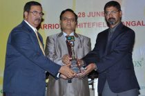 """Ravi P. Singh, Director(Personnel), POWERGRID has been conferred with """"HR Leader Platinum Award"""""""